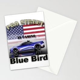 Pro Street Car - American Style Stationery Cards