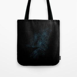 silence of the night Tote Bag