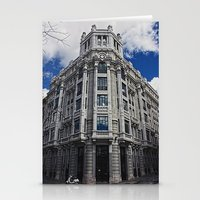 spain Stationery Cards featuring Madrid, Spain by OSCAR GBP