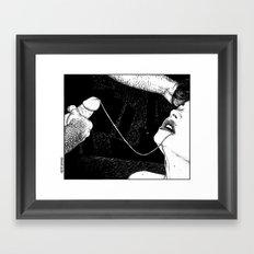 asc 571 - Le tantale (I can't get enough) Framed Art Print