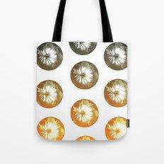 rusty circles Tote Bag