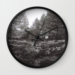 Somewhere II Wall Clock