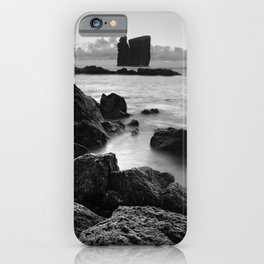 Seascape with islets iPhone Case