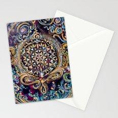 Gayatri - Creation Om Time Stationery Cards