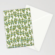 Banana Gold Leaves Stationery Cards