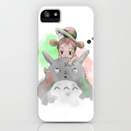 Cute Mei iPhone Case