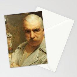 Vittorio Matteo Corcos - Autoritratto Stationery Cards