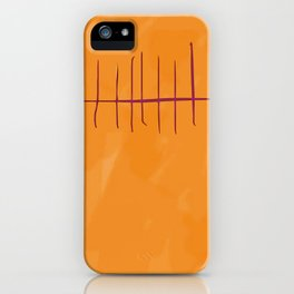 020 - Day 7 iPhone Case