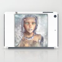 """cassia beck iPad Cases featuring """"Froza"""" by MiaSnow and Trindolyn Beck by Trindolyn Beck"""
