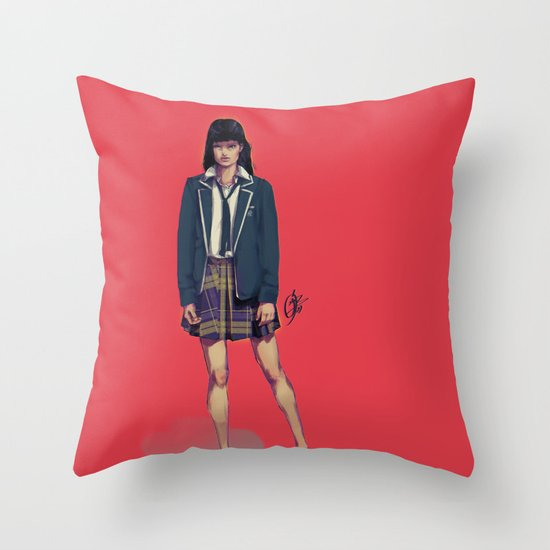 Bellkill Throw Pillow