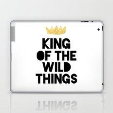 KING OF THE WILD THINGS Laptop & iPad Skin