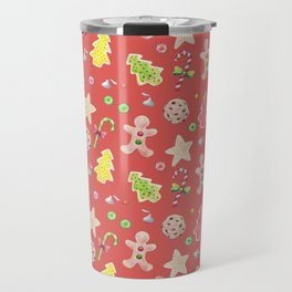 Holiday Treats Travel Mug