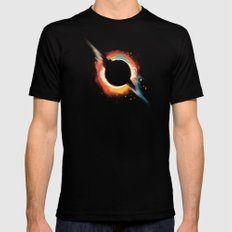Void Black Mens Fitted Tee MEDIUM