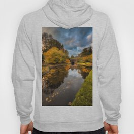 Chirk Canal Autumn Hoody
