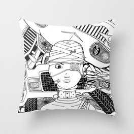 Gabrielle Throw Pillow