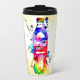 Coke Zero Travel Mug