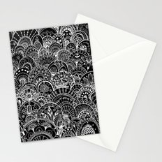 Doodle Bliss Stationery Cards