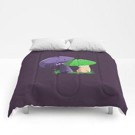 Toxic love Comforters