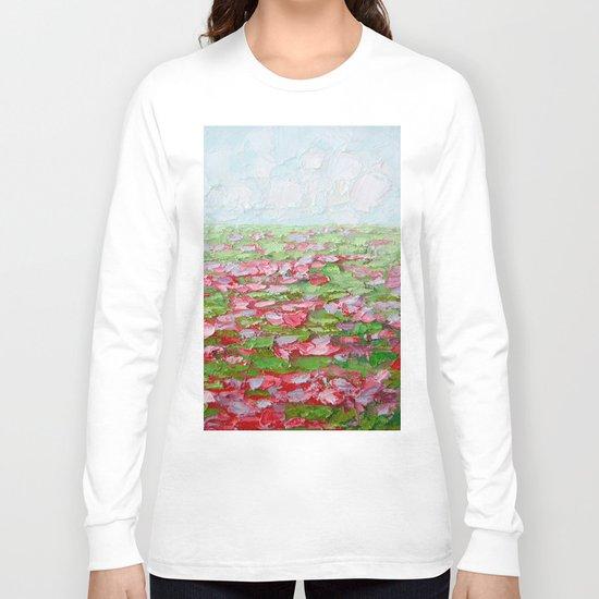 September Fields No. 2 Long Sleeve T-shirt
