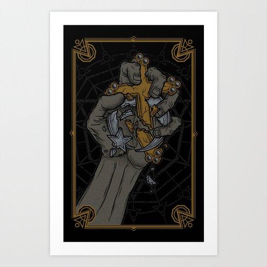 Doctrines Art Print