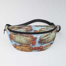 Crab Party Fanny Pack