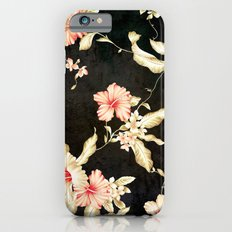 VINTAGE FLOWERS III - for iphone Slim Case iPhone 6