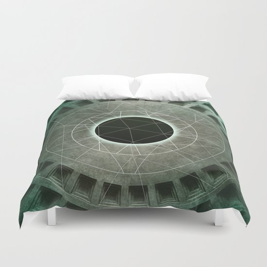 The Great Beauty Duvet Cover