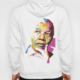 Madiba in WPAP Hoody