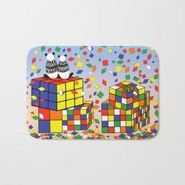 Rubix Panda Bath Mat