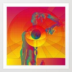Helios Art Print