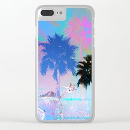 Rock Your Bones Clear iPhone Case