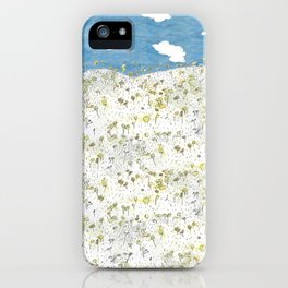 Mount Louisa iPhone Case