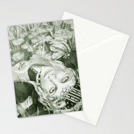 Backyard Bathtub Stationery Cards