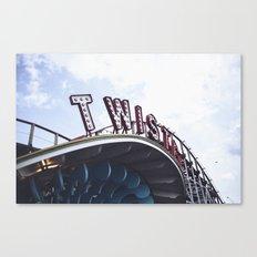 Twister Canvas Print