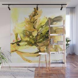 Organic Ecstasy No.55g by Kathy Morton Stanion Wall Mural