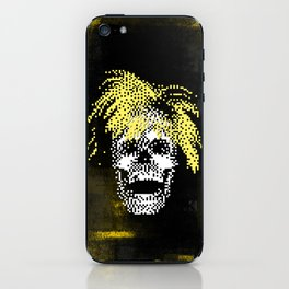 Andy POSTportrait iPhone Skin