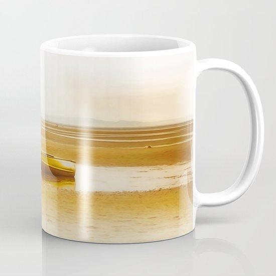 White Rock Rowboat II Mug