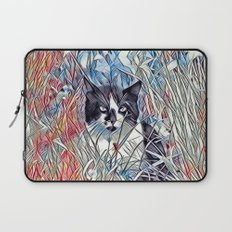 Here Kitty Kitty Laptop Sleeve
