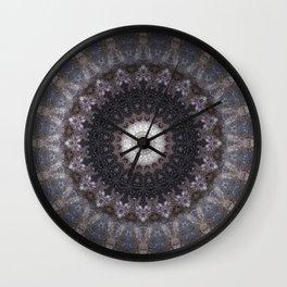 Suki (Space Mandala) Wall Clock
