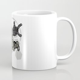 BIONIC ARMMMMM Coffee Mug