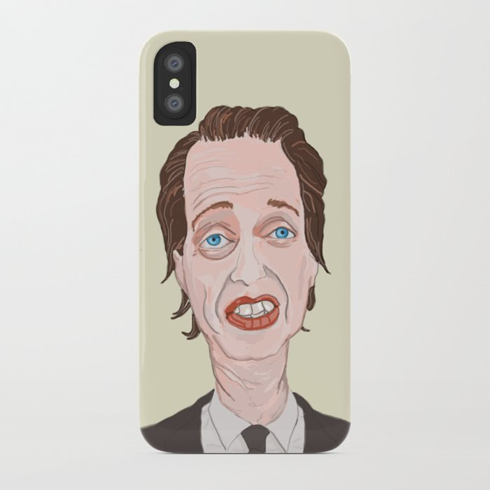 Buscemi iPhone Case