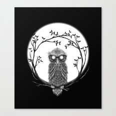 SPECTAC-OWL Canvas Print
