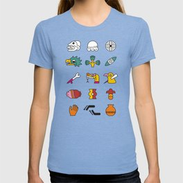 Aztec Writing T-shirt