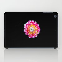 dahlia iPad Cases featuring Dahlia by Trevor Jolley