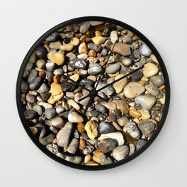 Magic Rocks Wall Clock