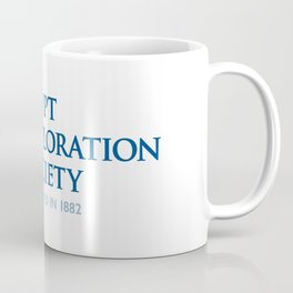 The Egypt Exploration Society Coffee Mug