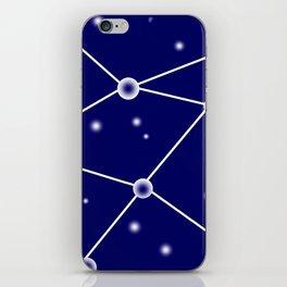 Constellations/Star Gazing iPhone Skin