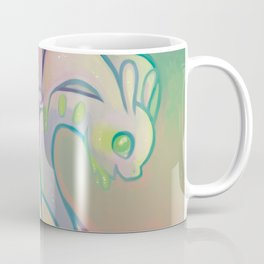 Ampharos & Goodra Coffee Mug