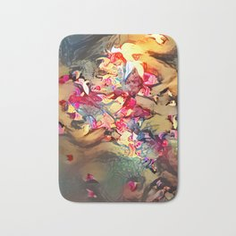 Birds Dream Bath Mat
