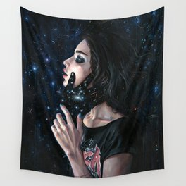 Gravity Trance Wall Tapestry